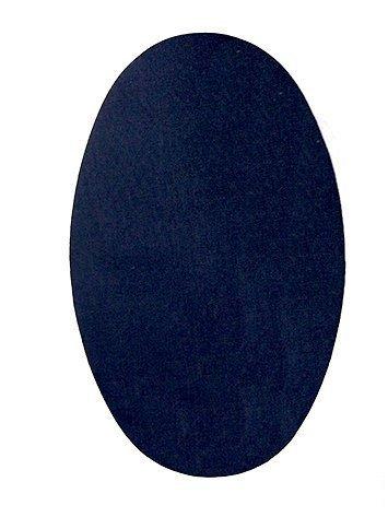 Haberdashery Online 6 Rodilleras TERMOADHESIVAS Azul Marino Color 1. Rodilleras para Proteger Pantalones