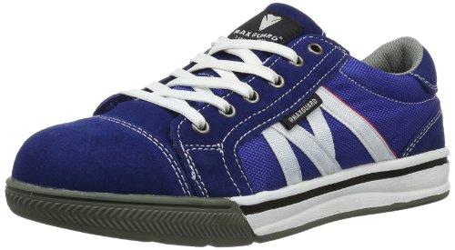 S030 SINCLAIR Sneaker blau S1P, EU 42