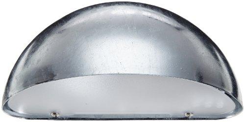 Nordlux Wandleuchte Scorpius 40W verzinkt E14 IP23 21651031 Die Ip-flush