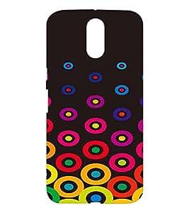 EPICCASE Trendy designs Mobile Back Case Cover For Moto G4 / G4 Plus (Designer Case)