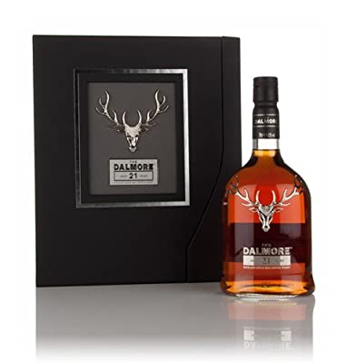The Dalmore 21 year old Whisky
