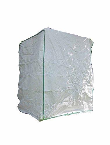 Protection pour Fauteuil-Cabine - excl. de Tyvek couleur blanc - dimensions: 125cm x 90cm x H160cm