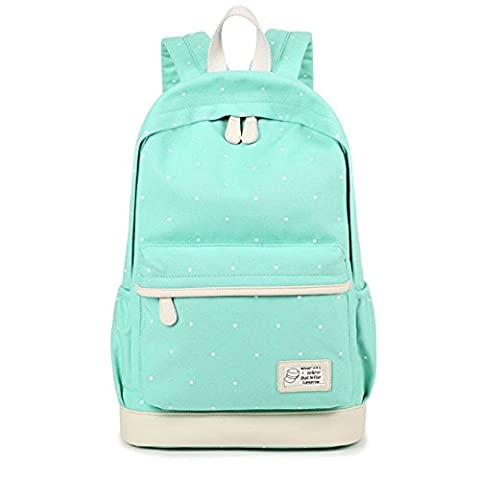 VLike Rücksack Rucksäcke Rucksack Backpack Daypack Schulranzen Schulrucksack Wanderrucksack Schultasche