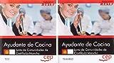 Pack ahorro básico. Ayudante de cocina. Junta de comunidades de Castilla. La mancha