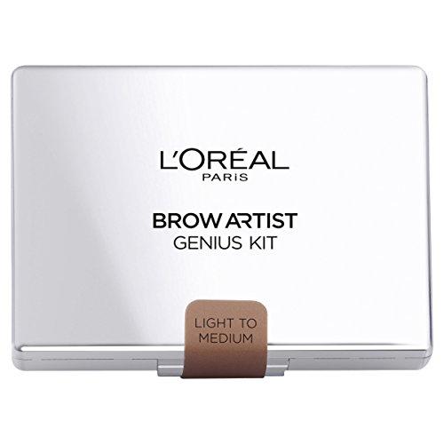 L Oreal-kits (BROW Künstlers oder GENIUS 001 KIT)