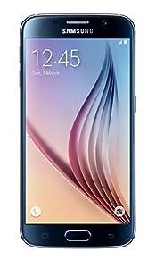 Samsung Galaxy S6 32 GB UK SIM-Free Smartphone - Sapphire Black