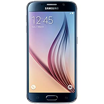 Samsung Galaxy S6 UK SIM-Free Android Smartphone - Black
