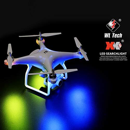 bloatboy  Wltoys XK X1 Faltbarer RC Drohne Quadcopter - GPS Drohne 5G WiFi FPV 1080P HD Kamera Brushless RC Quadcopter -