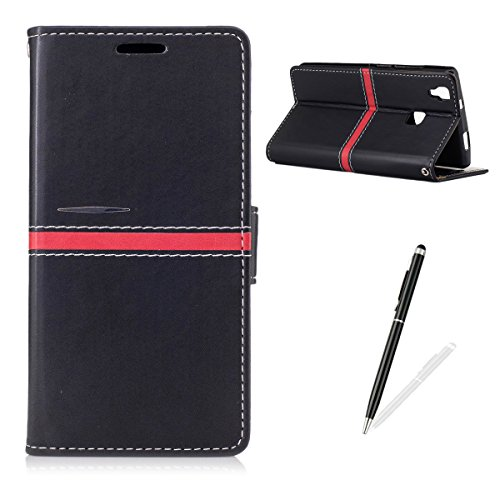 doogee-x5max-case-doogee-x5max-wallet-case-feeltech-magqi-magnetic-closure-premium-folio-pu-leather-