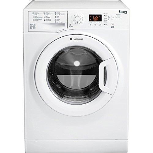 Hotpoint WMFUG863P 8kg 1600rpm Freestanding Washing Machine - White
