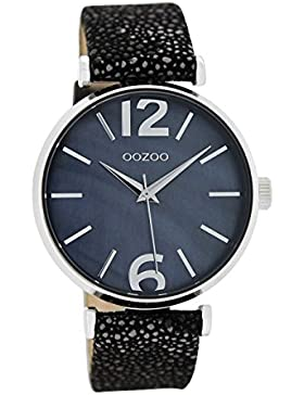 Oozoo Damen-Armbanduhr Sparkling