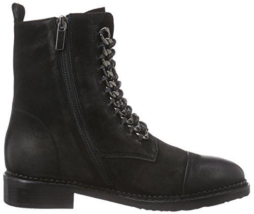 P1 Montreal, Bottes Classiques Femme Noir (Black)
