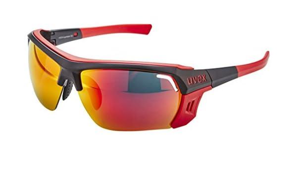 Uvex lunettes de soleil sport style sport 303 taille unique Noir mat   Amazon.fr  Sports et Loisirs 7ef3dd2fe067