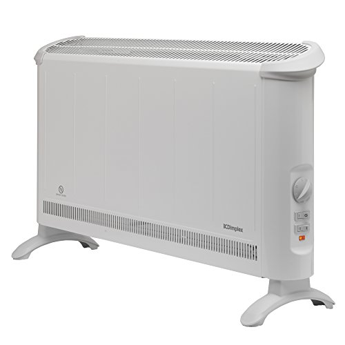 41eKHPkxBaL. SS500  - Dimplex 403TS Covector Heater, Steel, White/Light Grey