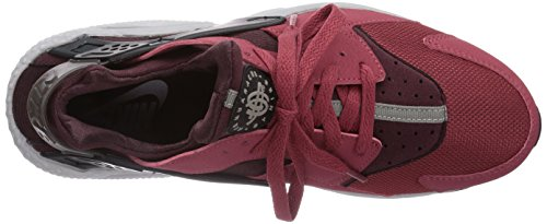 Nike Herren Air Huarache Sneakers Rot (Cedar/Black-Deep Burgundy)