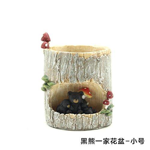 un-idilliaco-creative-cartoon-albero-di-foresta-di-monconi-carnose-piattini-di-vegetali-al-di-sotto-