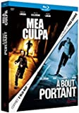 Coffret Fred Cavayé : Mea Culpa + À bout portant [Blu-ray]