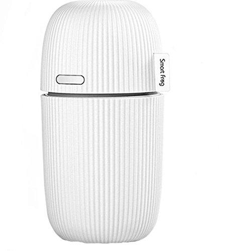 CFZHANG Froschbefeuchter USB-Auto-Schreibtisch-Duft-Luft-Schlafzimmer , warm and white