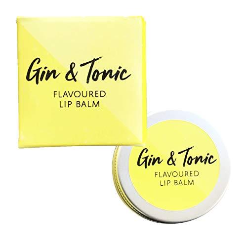 Gin & Tonic Lip Balm by the Brilliant Souk
