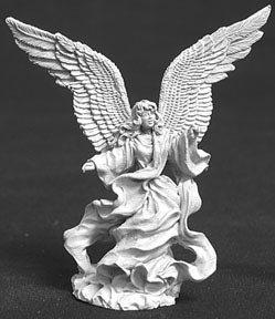 Desconocido Reaper Miniatures 2190 - Leyendas Oscuras: ángel de luz (sin Pintar) Importado de Alemania