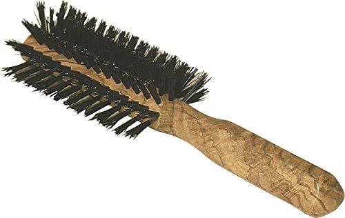 Brosse à cheveux demi-ronde