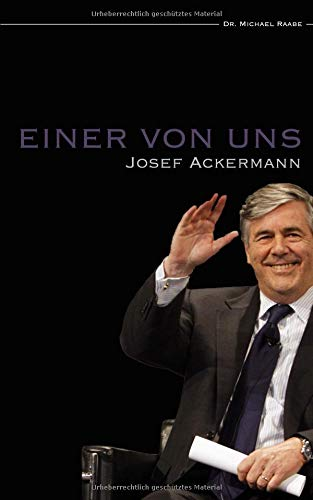 Einer von uns: Josef Ackermann