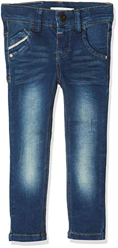 NAME IT Jungen Jeans NKMTHEO DNMCLAS 2082 PANT NOOS, Blau (Medium Blue Denim), 134