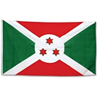 Burundi Flagge Fahne 90*150 cm