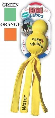Pack de 3 WUBBA 4 de WATER, color puede variar – al azar; tamaño: XL (categoría de catálogo: perro: juguetes) por Kong