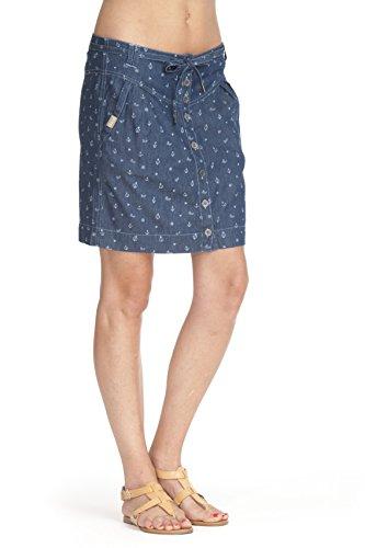 Ragwear Skirt Nina Dark Blue Größe: S Farbe: Blue