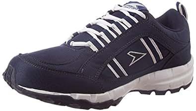 Power Men's Grip Blue Running Shoes - 7 UK/India (41 EU) (8399129)