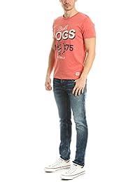 Jogg Jeans Redskins Hammon Tod Bleu Stone Used