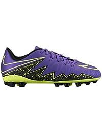 Nike - Jr Hypervenom Phelon II AG - Scarpe Calcio Junior - Green - 749918  307 ee8f7045248