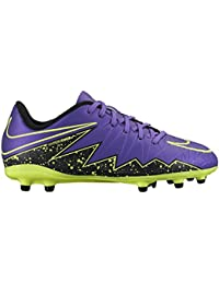 online store 33c88 b646d Nike - Hypervenom Phelon II FG, Scarpe da Calcio Unisex – Bambini