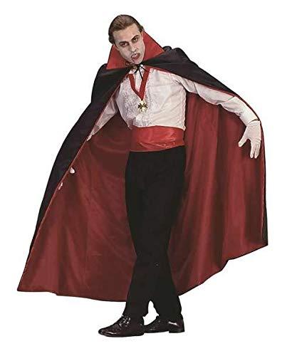 RG Kost-me 75055 Rot-Schwarz Reversible Kost-m Cape Taft - 56 - Cape Taft Kostüm