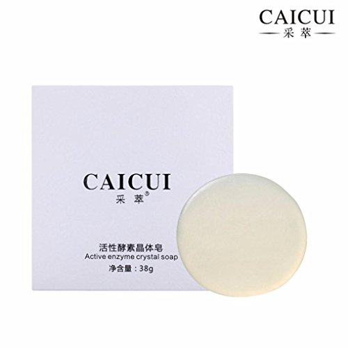 Crystal Soap Nipples Whitening Intimate SOMESUN Bleaching Skin Private Body Care