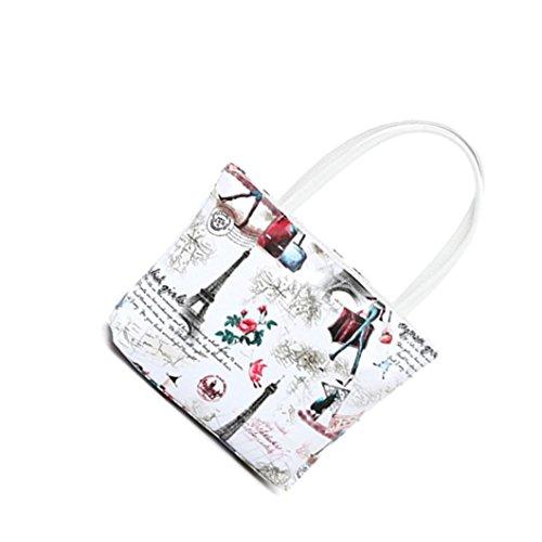 Sunnywill 1pc tragbare Make-up Kosmetik Wash-Etui bunte Tasche Handtasche für Frauen Mädchen (Jungs Für Up Halloween Make)