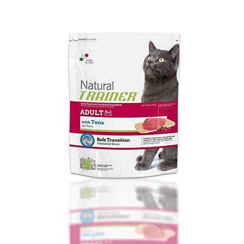 Natural TR. Gatto Adult Tonno Gr 300