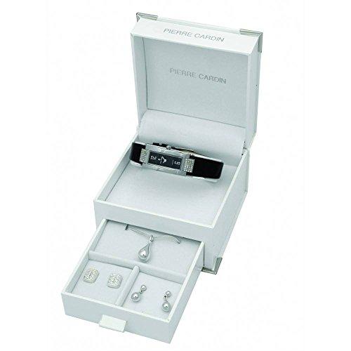 Pierre Cardin PCX22122LJK - Orologio da polso, pelle
