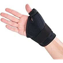 Muñequera AOGETYO transpirable para brazo de Quervains Tenosinovitis ... 2230561ab418