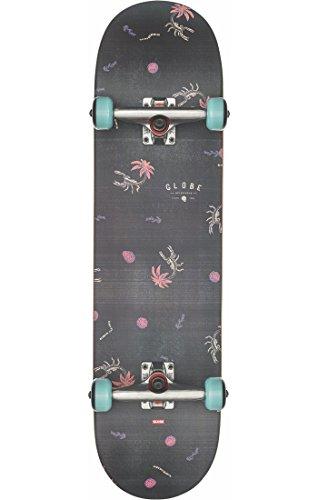 Globe Skateboards G1Full On Street komplett Skateboard, Süchtig