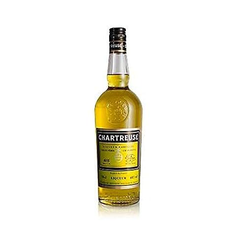 Chartreuse, Jaune, Liqueur - Liqueur -