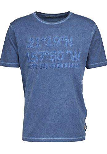 camel active Herren T-Shirt Dark Blue