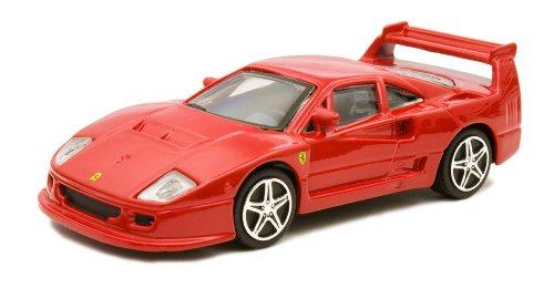 1/43 die-cast Hot Wheels Ferrari F40 Competizione (japan import)