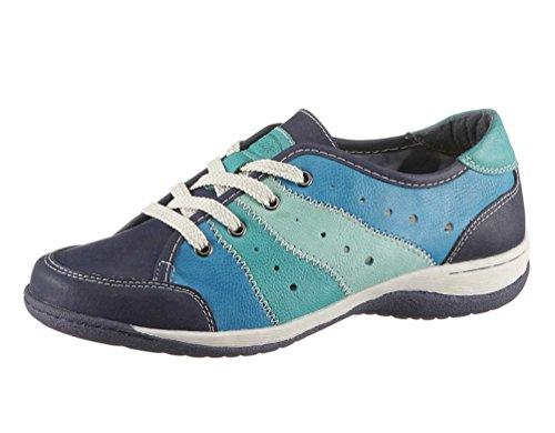 Hush Puppies Damen-Schuhe Halbschuhe Schnür-Schuhe mit ReLife-Schrittdämpfung (37) -
