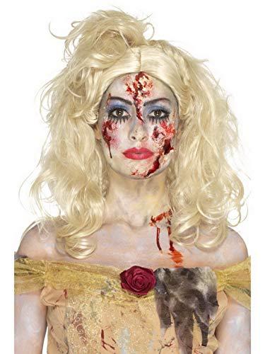 costumebakery - Kostüm Accessoires Zubehör Zombie Horror Elfe -