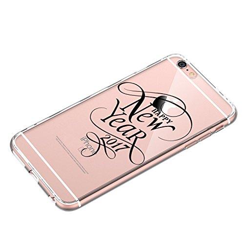 TPU Gel Silicone Protettivo Skin Custodia Protettiva Shell Case Cover Per Apple iPhone 6 6S - Creativo (4) 4
