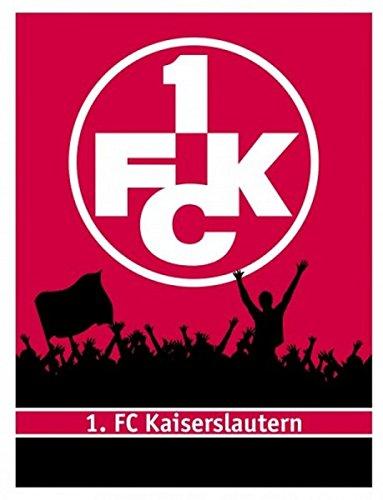 1. FCK/1. fC kaiserslautern couverture polaire fANS
