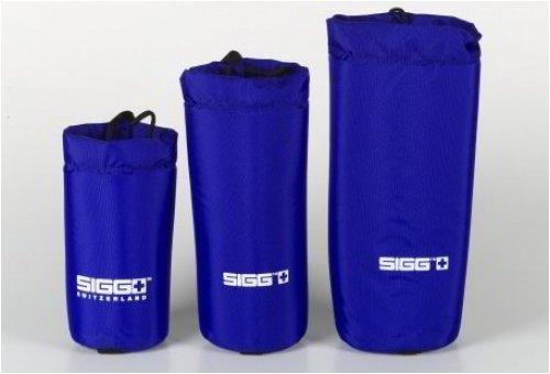 Sigg Flaschenhülle Isobeutel, blau, 0.3 Liter, 8008.60,