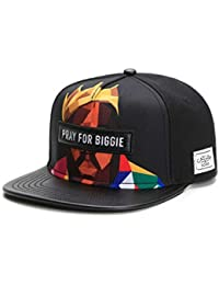 Cayler & Sons Snapback BIGASSO Black Mc